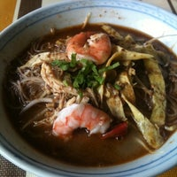 Photo taken at T-Not Laksa by Awangku A. on 2/28/2012