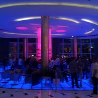 Photo taken at Bleau Bar @ Fontainebleau by Brian M. on 6/16/2012