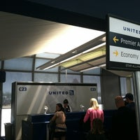 Photo taken at Gate C23 by Kevin L. on 5/18/2012