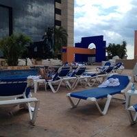 Photo taken at Hyatt Regency Merida by Jose Andres on 7/15/2012