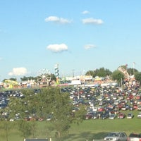 Photo taken at Westmoreland Fairgrounds by Alejandra on 8/18/2012