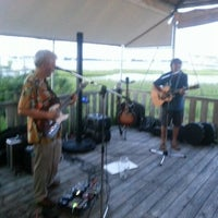 Photo taken at Kingfish Grill by Alexx B. on 9/1/2012