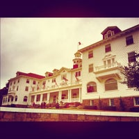 Photo taken at Stanley Hotel by Cory S. on 8/13/2012
