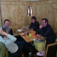 Photo taken at Gastgarten zur Eiche by Martin S. on 6/12/2012