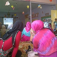 Photo taken at SD Al-Azhar Serang by Hesty N. on 8/31/2012