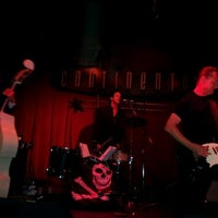 Photo taken at Continental Club by Jason H. on 2/16/2012