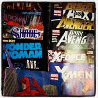 Photo taken at Midtown Comics by Robert C. on 8/15/2012