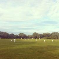 Photo taken at Selmeston Cricket Club by Daniel B. on 9/1/2012