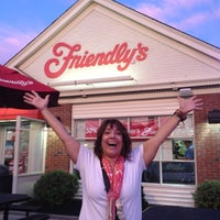 Photo taken at Friendly's by Alisa M. on 8/7/2012