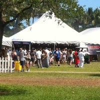 Photo taken at Taste of the Grove by Carlos T. on 4/15/2012