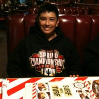 Photo taken at T.G.I. Friday's by Sara F. on 3/18/2012