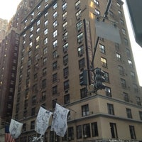 Photo taken at Roger Smith Hotel by Linda M. on 9/2/2012