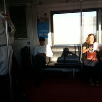 Photo taken at IAD Mobile Lounge by Steven S. on 9/10/2012