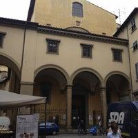Photo taken at Chiesa di Santa Felicita by Waldyr Muniz O. on 4/6/2012