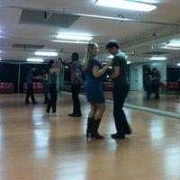 Photo taken at Ral'eau Salsa Dance Company by Jennifer T. on 3/18/2012
