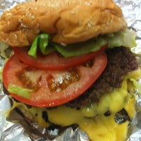Photo taken at Five Guys by It's L. on 4/22/2012