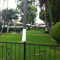Photo taken at Malibu Hotel by CARLOS G. on 7/5/2012