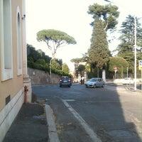 Photo taken at Museo della Repubblica Romana e della memoria garibaldina by Giorgio P. on 4/9/2012