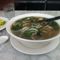 Photo taken at Blossom Vietnamese by Thomas B. on 7/13/2012