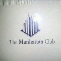 Photo taken at The Manhattan Club by George L. R. on 8/6/2012