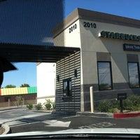 Photo taken at Starbucks by Trista R. on 7/8/2012
