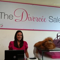 Photo taken at The Divorcee Sale by Lucy J. on 2/25/2012