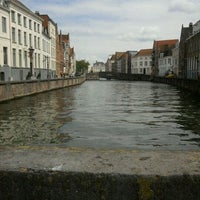 Photo taken at Jan Van Eyck Plein by Simon C. on 8/3/2012