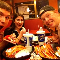 Photo taken at Taco Bell by Davie P. on 3/8/2012