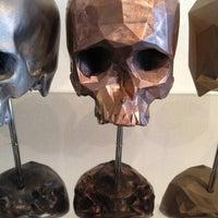 Photo taken at GEM, museum voor actuele kunst by Jansje K. on 2/19/2012