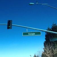 Photo taken at Googleplex by Hugo A. on 3/8/2012