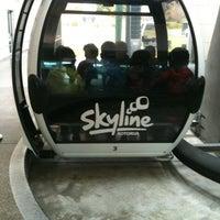 Photo taken at Skyline Rotorua Gondola by hellosamyoo on 6/18/2012