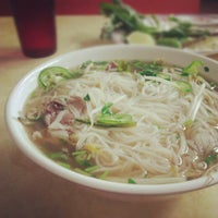 Photo taken at Pho Ca Dao by Wil C. on 8/18/2012