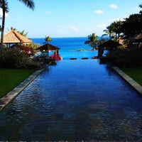 Photo taken at Ayana Resort and Spa by Frank Y. on 6/22/2012