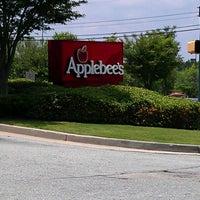 Photo taken at Applebee's by Stephanie B. on 6/15/2012