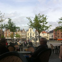 Photo taken at Herberg De Dulle Griet by Matthijs E. on 5/9/2012
