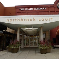 Photo taken at Northbrook Court by Jerry K. on 3/1/2012