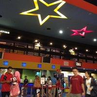 Photo taken at TGV Cinemas by hatimazlan on 7/28/2012