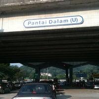 Photo taken at New Pantai Expressway (Lebuhraya NPE) by Zul R. on 5/10/2012