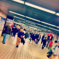 Photo taken at Town Hall Station (Main Concourse) by Aldric T. on 7/1/2012
