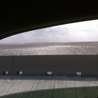 Photo taken at I-10 Twin Span Bridge by Kellie M. on 3/21/2012