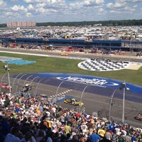 Photo taken at Michigan International Speedway by Mickey C. on 8/19/2012