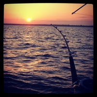 Photo taken at Chesapeake Bay by Lauren A. on 4/21/2012