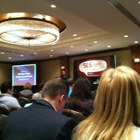 Photo taken at SES Search Engine Strategies New York by Jessica H. on 3/21/2012