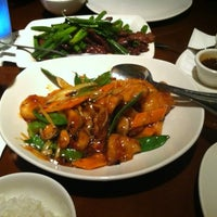 Photo taken at P.F. Chang's by Jessi Q. on 4/17/2012