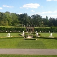 Photo taken at Longwood Gardens by Evgueni E. on 4/27/2012