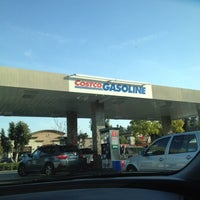 Photo taken at Costco Gasoline by Jayme R. on 4/7/2012