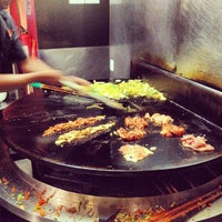 Photo taken at The Mongolian Barbeque by Enda C. on 6/15/2012