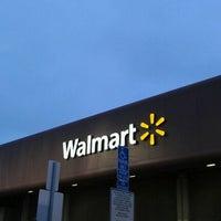 Photo taken at Walmart Supercenter by Ruben G. on 5/1/2012