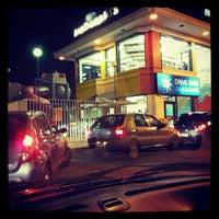 Photo taken at McDonald's by Ana Flávia G. on 5/6/2012