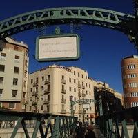 Photo taken at Puente de los Alemanes by Pedro García -. on 4/24/2012